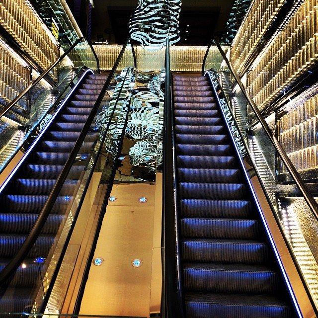 Eingangsbereich Casino Zürich