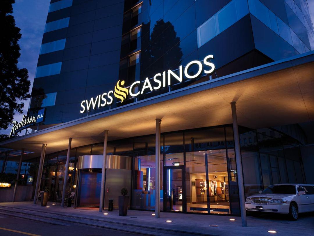 Swiss Casino St Gallen Aussen
