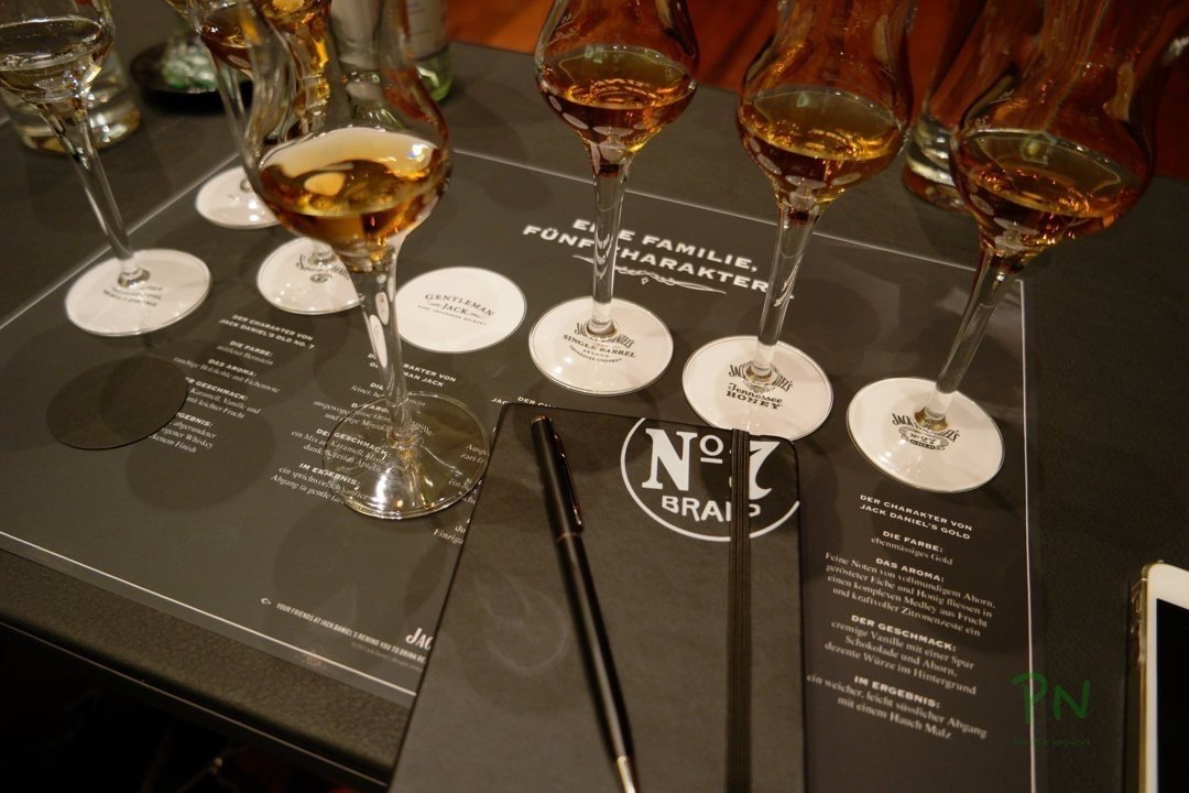 Jack Daniel's MASTER CLASS Event Zürich
