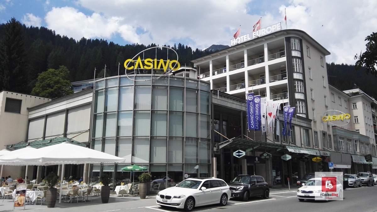 Casino Davos Platz