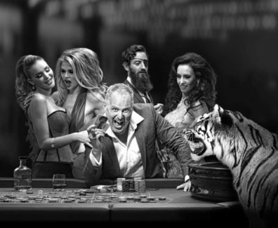Casino Party in Zürich – Gambling Night
