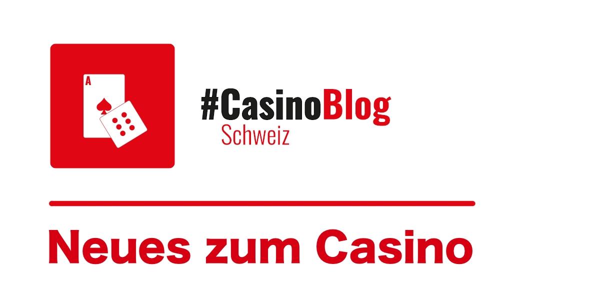 SwissCasinoBlog - Neuigkeiten im Blog